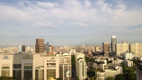 Bangkok City Landscape