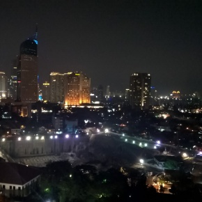 Pengalaman foto Low-Light dengan Lumia 1520 AT&T version